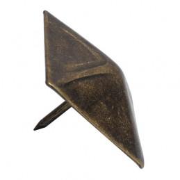 Ćwiek ozdobny piramida 2-40...