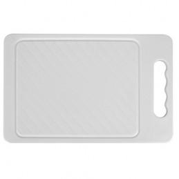 Deska do krojenia 33x25 biała