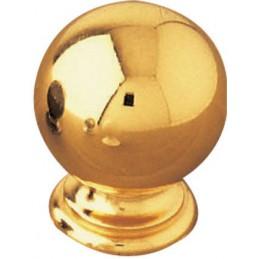 Gałka meblowa 35mm złota...