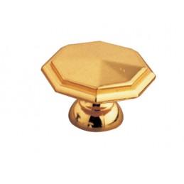 Gałka meblowa 62-35 złota