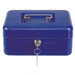 Niebieska kasetka na...