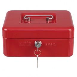 Czerwona kasetka na...