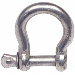 Klamra 30135-6 galwanizowana