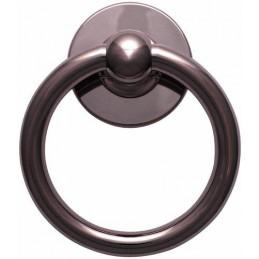 Kołatka Bull Ring Hardex brąz