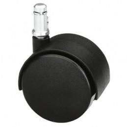 Kółko 1502-40 nylon-czarne