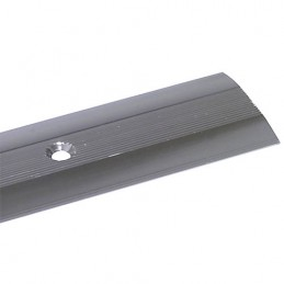 Listwa dywanowa 1-1300 srebrna