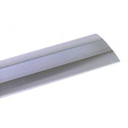 Listwa dywanowa 3-820 srebrna