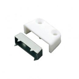 Łącznik meblowy 1-biały