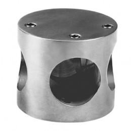 Łącznik relingu 101-50x43 INOX