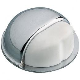 Odbój 402-50 chrom - biały