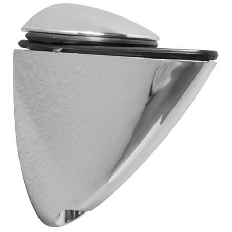 Podpórka półki szklanej 10mm chrom mod.41