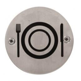 Tabliczka Restauracja 75mm...
