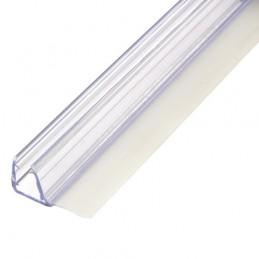 Uszczelka U PVC szkło+szkło...