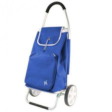 Wózek na zakupy mod.7 50l niebieski
