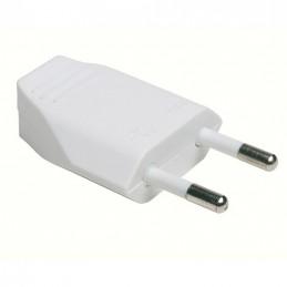 Wtyczka elektr.3270 biała