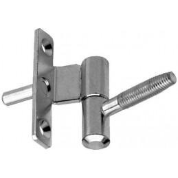 Zawias AGB 118-14-7mm pin...