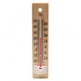 Termometr drewniany mod.10