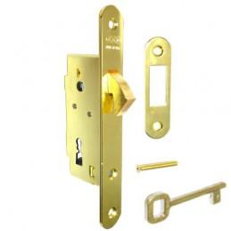 Zamek hakowy na klucz F22...