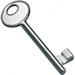 Klucz wycięty zamka PATENT...